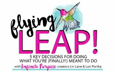Flying Leap! FREE Infinite Purpose Audio Class